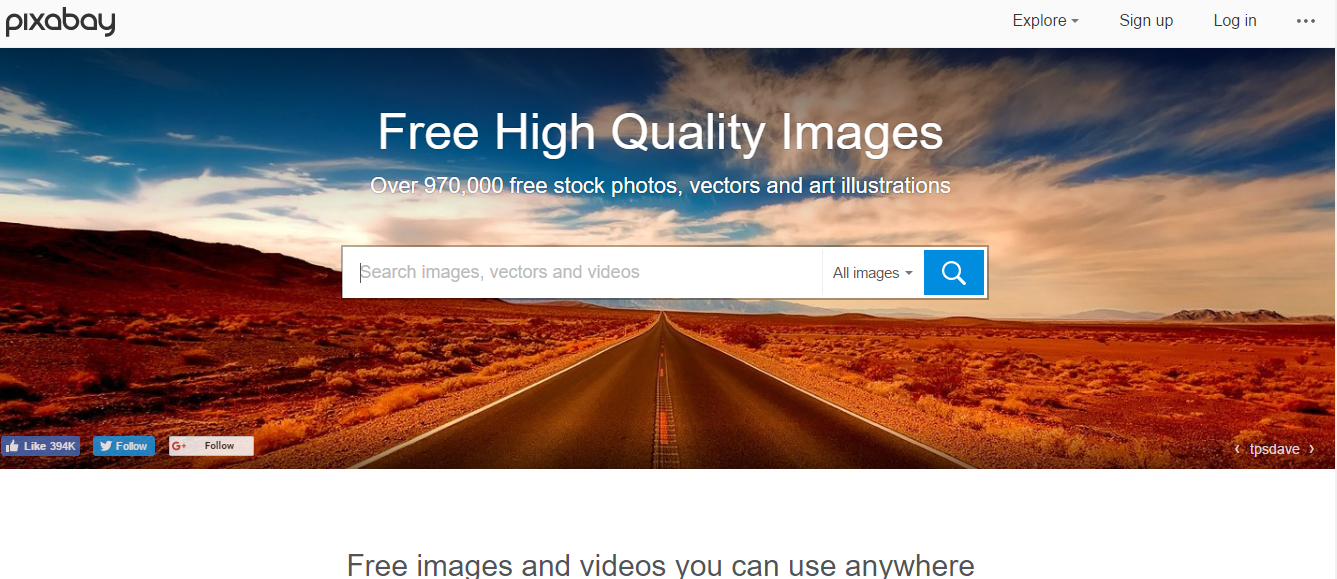 free stock photos for your blog