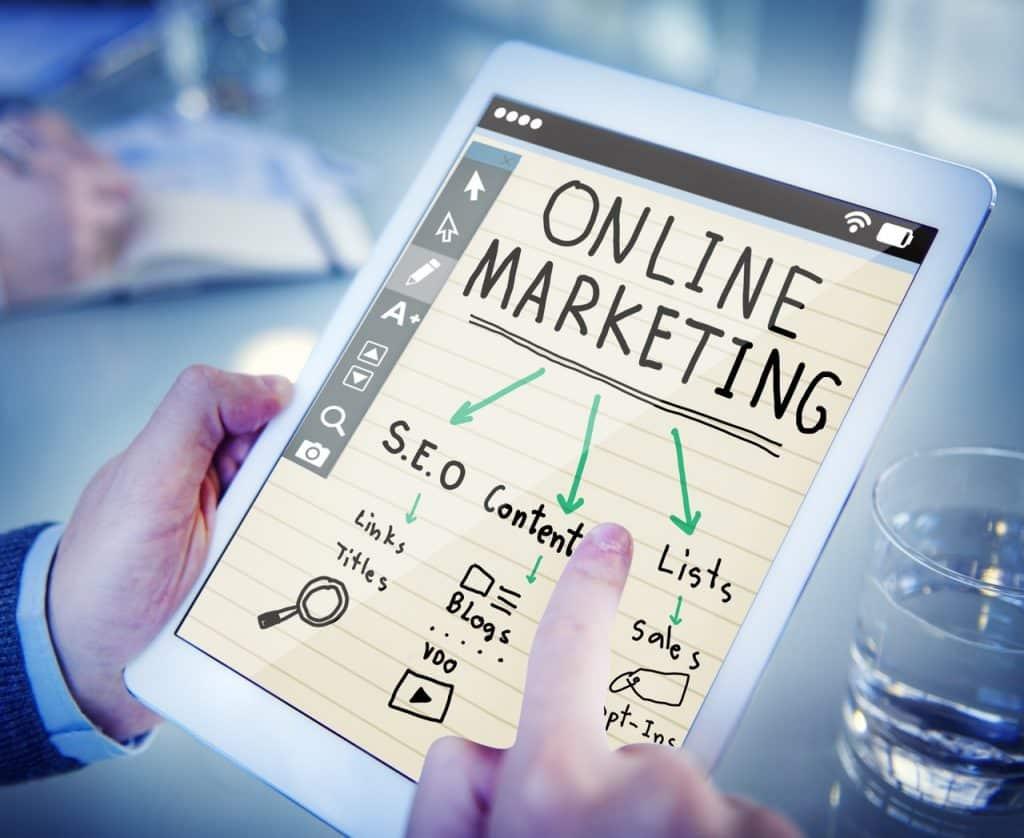 marketing SEO blogging content lists