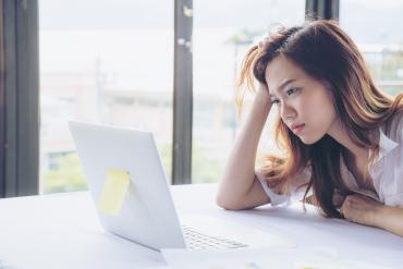 blogging motivation frustration tired