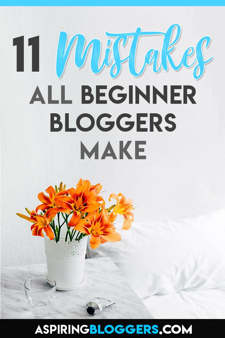 Amateur Bloggers   Blogging Mistakes   Beginner Bloggers   Amateur Blogging   Blogging Tips